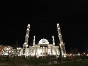 Hazrat-Sultan-Moschee