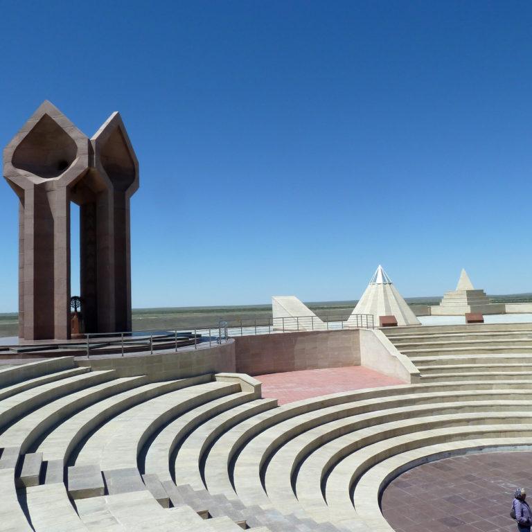 Korkyt Ata-Monument